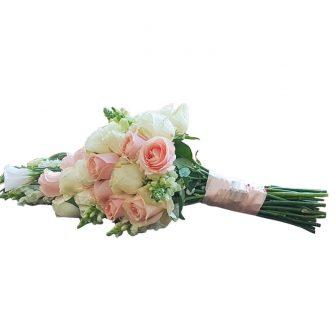 Pink Luxurious Bridal Bouqet